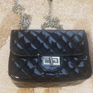 Black forever 21 purse